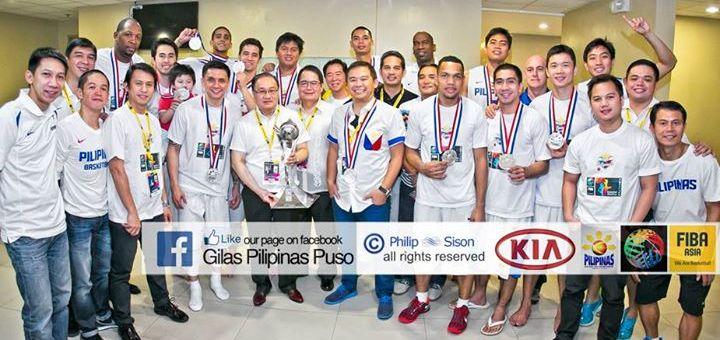 gilas pilipinas lineup 2014