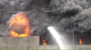 valenzuela factory fire