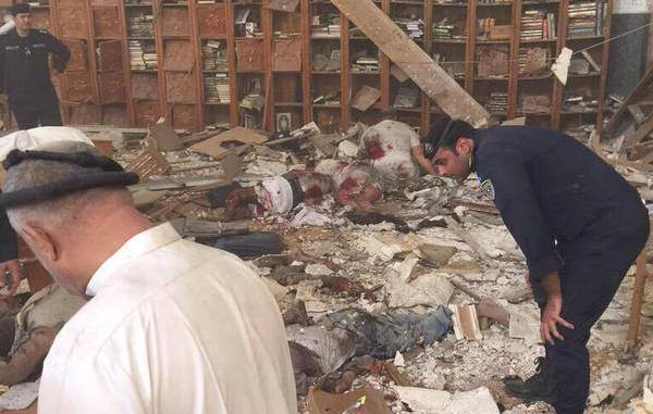 ISIS suicide attack in Kuwait