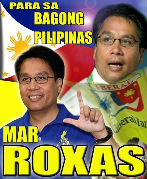 Mar Roxas for 2016: Using the Typhoon Yolanda Funds to Finance his Presidential Campaign