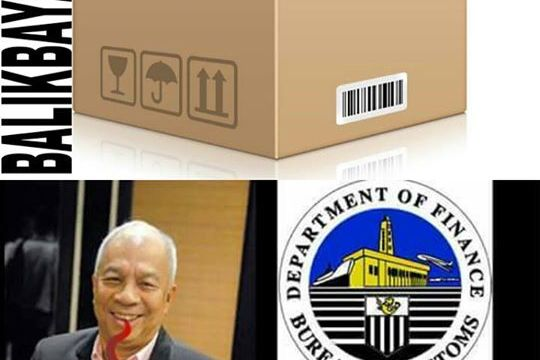 new policy on balikbayan boxes 2015