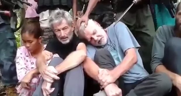 john ridsdel beheaded