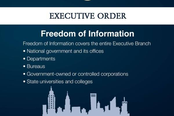 duterte EO freedom of information