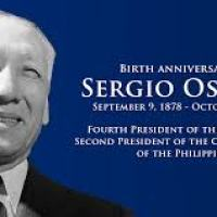 September 9 2016 declared holiday in Cebu – Sergio Osmeña Day