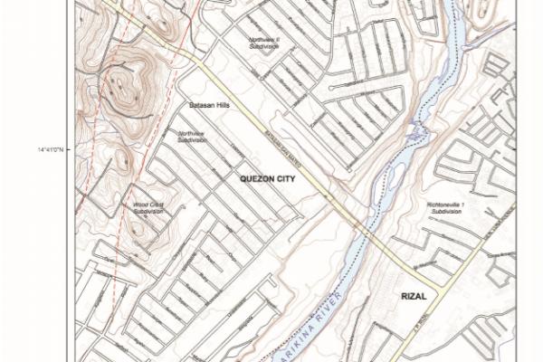 DOST PHIVOLCS Valley Fault System Atlas
