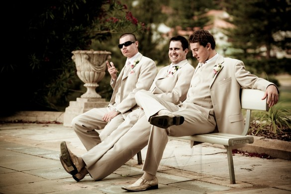 lzboys_bench_Wedding_Photography