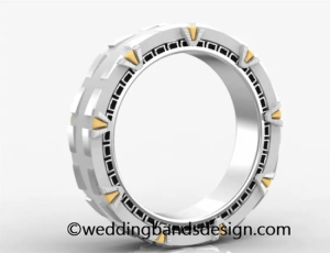 Stargate ring - just make sure you get the right co-ordinates!
