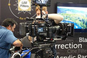Panavision DXL and LEE Filters