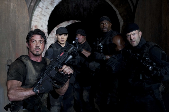 The Expendables / Courtesy of Lionsgate 2010
