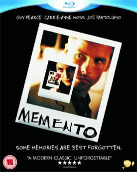 Blu-ray: Memento