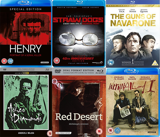 UK DVD and Blu-ray Picks 24-10-11