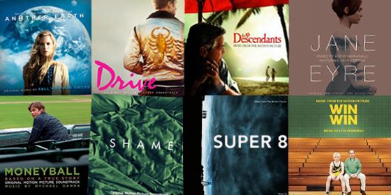Best Film Music of 2011