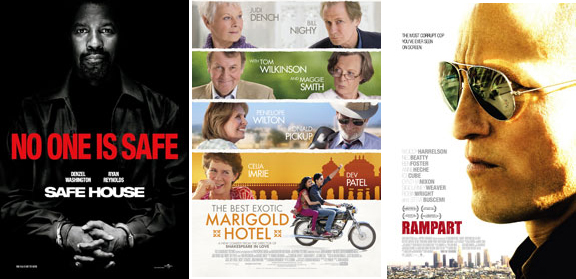 UK Cinema Releases 24-02-12