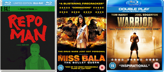 UK DVD & Blu-ray Picks 20-02-12