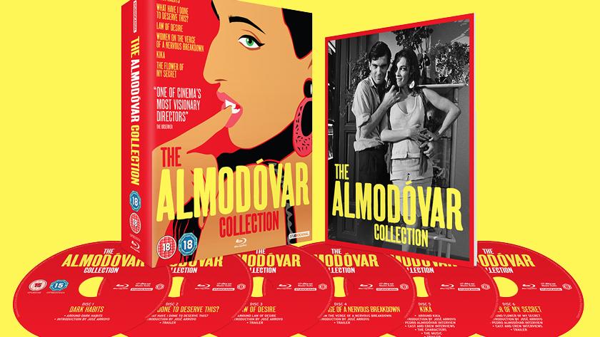 The Almodovar Collection (1983-1995)