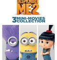 Despicable Me 2 3 Mini Movie Collection full HD 2014 .