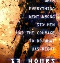 13 Hours The Secret Soldiers of Benghazi 2016 online