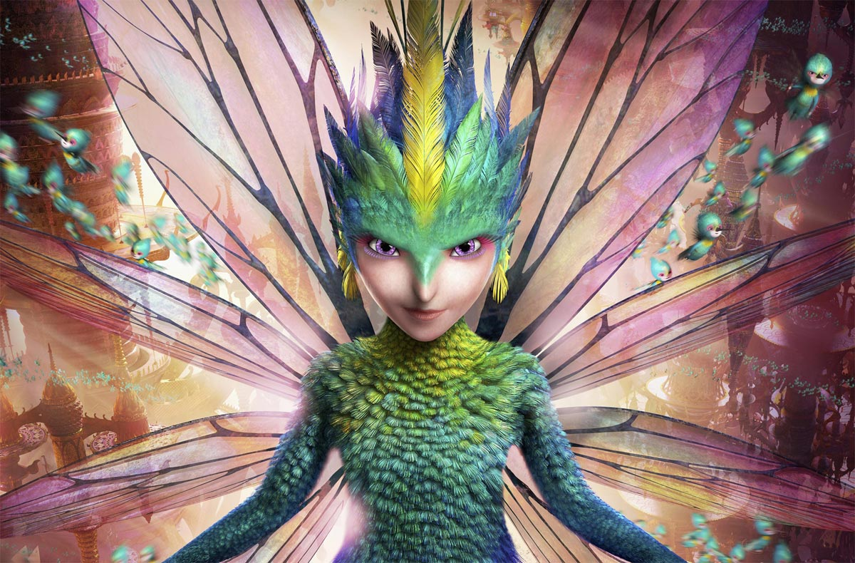 Rise of the Guardians Dreamworks Rise of the Guardians Has a New Trailer 
