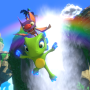 Yooka-Laylee release date pushed back to 2017, E3 trailer released anyway