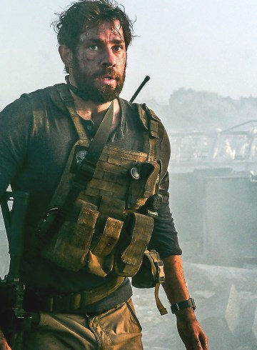 MOVIE REVIEW: 13 Hours: The Secret Soldiers of Benghazi (2016)