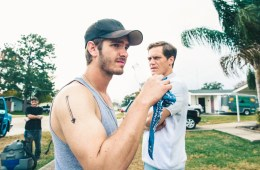 Andrew Garfield stars in a noir crime thriller, 'It Follows' director at helm