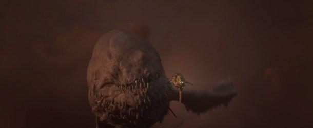 The Leviathan: Science-Fiction-Kurzfilm und Konzept-Teaser