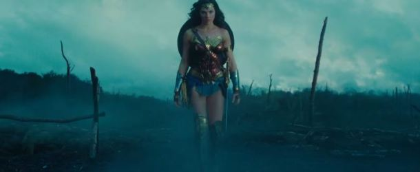 "Wonder Woman: Neuer ""Origin"" Trailer"