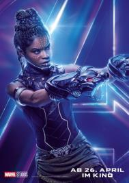 Shuri - Avengers Infinity War