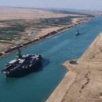 Augmentation des frais de passage du canal de Suez
