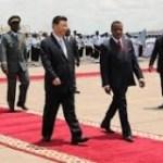 Le président chinois fait carton plein à Brazaville