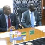 Gabon Oil Company et Shell  Gabon signent un  contrat d'enlèvement de  brut à Gamba