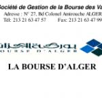 Tournant majeur à la Bourse d'Alger