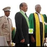 Mauritanie: Aziz II sous le signe des grands chantiers