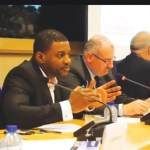 (Video)|Guy Gweth décrypte les enjeux du TTIP pour l'Afrique au Parlement Européen
