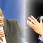Lionel Zinsou et Guy Gweth: le choc des Afriques
