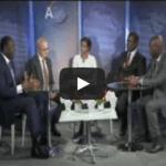 Débat Africa 24 en marge du Forum Afrique Dévelopmment
