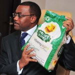 Dr. Akinwumi Adesina, first agriculture economist to become President of the African Development Bank