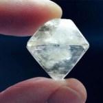 Botswana: un diamant blanc qui crée la sensation
