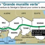 Nouakchott, capitale de l'Initiative  Panafricaine  de la Grande Muraille Verte