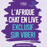 Commmuniqué: Financial Afrik rejoint le public chat de Viber