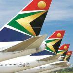 South African Airways garde  Hong Kong de justesse