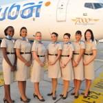 Flydubaï recherche 120 hôtesses et stewards