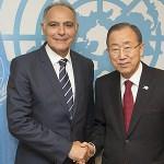 Salaheddine Mezouar dépose les instruments de ratification du Maroc de l'Accord de Paris