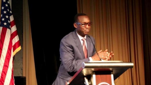 M. Babacar Diagne, Ambassadeur du Sénégal aux États-Unis