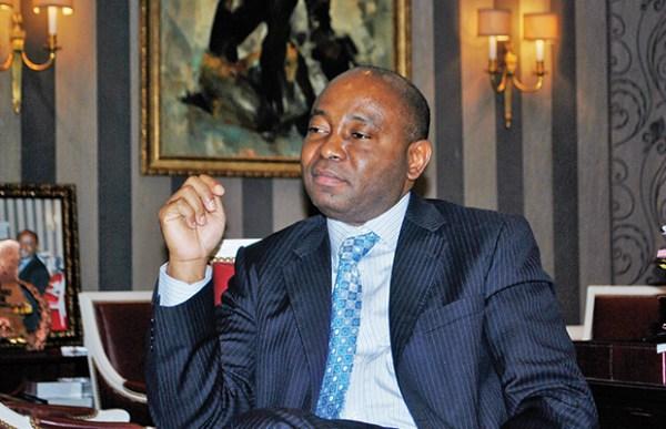 Déogratias Mutombo, gouverneur de la Banque centrale du Congo