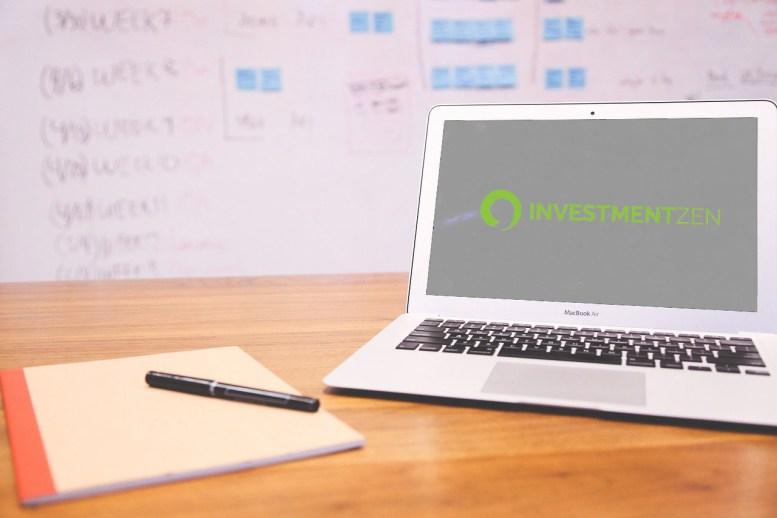 investmentzen laptop