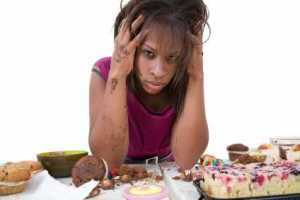 Mental effects Due to Over Eating