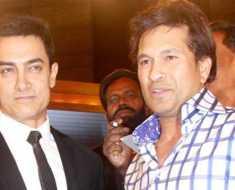 Sachin Tendulkar Aamir Khan Short Height Legend