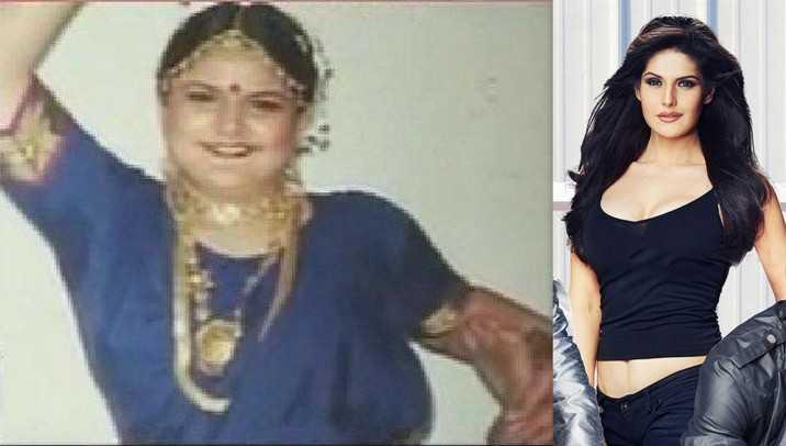 Zarine Khan Fat to Fit Actress