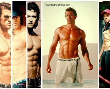Hrithik Roshan Workout Fitness Regime
